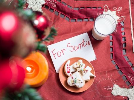 holiday background Stock Photo