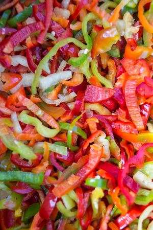 paprika: sliced paprika