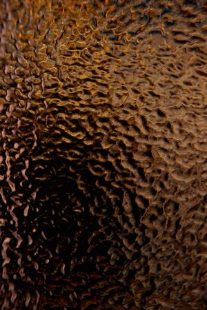 lightrays: Glass texture back illuminated Stock Photo