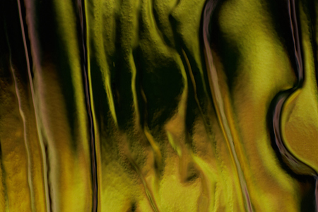 lightrays: Glass texture back illuminated, macro of abstract glass texture Stock Photo