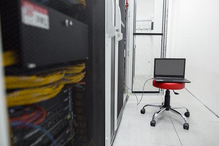 Server room details