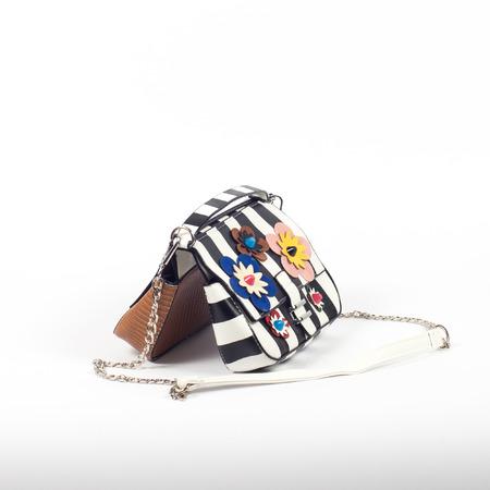 fashion purse handbag on white background isolated Stock fotó