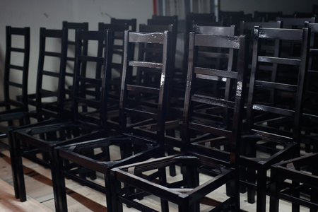 Manufacture of chairs