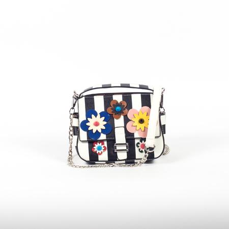 fashion purse handbag on white background isolated Zdjęcie Seryjne