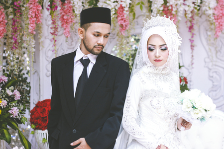 Muslim Wedding Stock s And 123RF