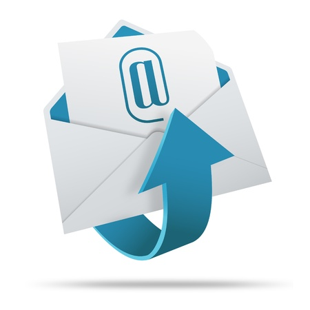 Email Icon Stock Photo
