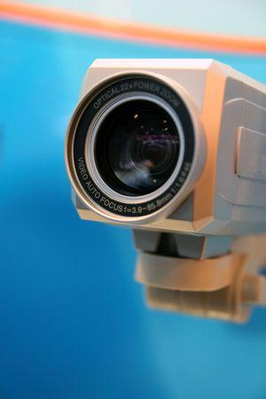 Video camera. Stock Photo