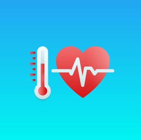 Medical Icon Triage Vector