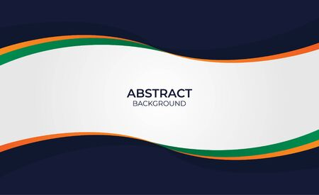 abstract presntation background design