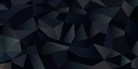 background of black shimmering beautiful crystals