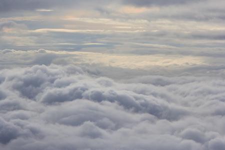 Rain clouds are brewing
