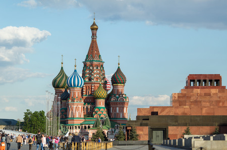 Moscow, St. Basil