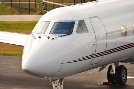 Gulfstream Jet Stok Fotoğraf