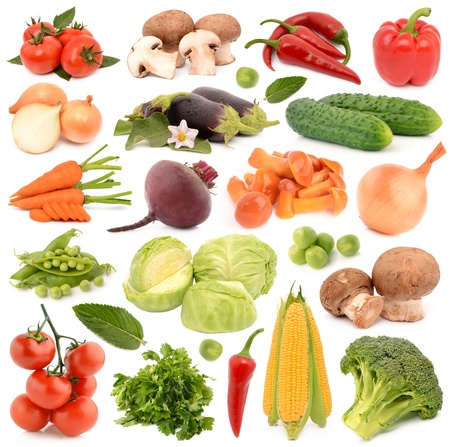 groenten Stockfoto