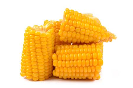 boiled: boiled corn
