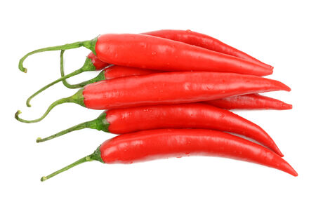paprica: Hot chili peppers