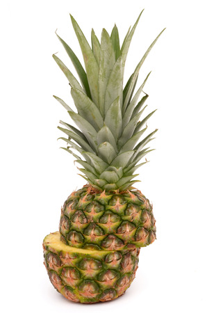 juicy pineapple always pleases your taste Stock Photo