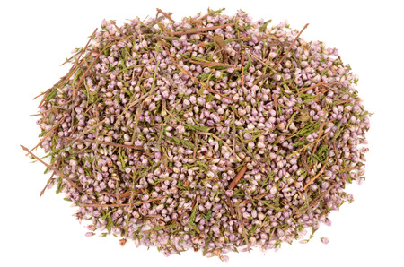 heather: heather flowers