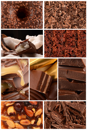 Chocolate Stock Photo - 40629255