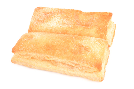 puff: puff pastry Stock Photo