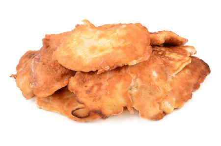 chicken fillet: chicken fillet in batter