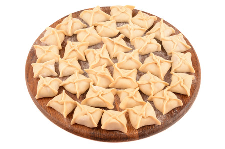 meat dish: meat dumplings