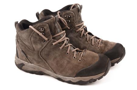 hiking shoes: Hiking shoes Stock Photo