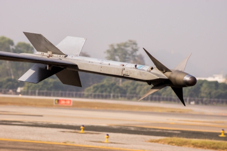 f 16:  Sidewinder Missile