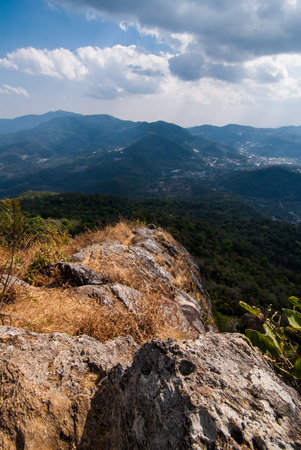 Monglong Mountain Peak
