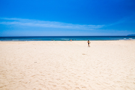lang: Lang Co beach Vietnam