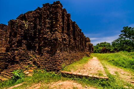 Ma terre Fils Saint Vietnam Banque d'images - 70898157