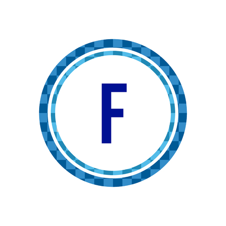 Initial Letter Logo F Template Vector Design