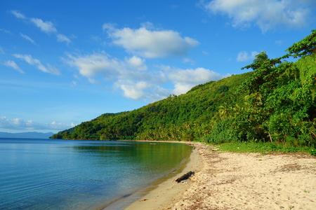 Coast of East Flores located in Nusa Tenggara, Indonesia