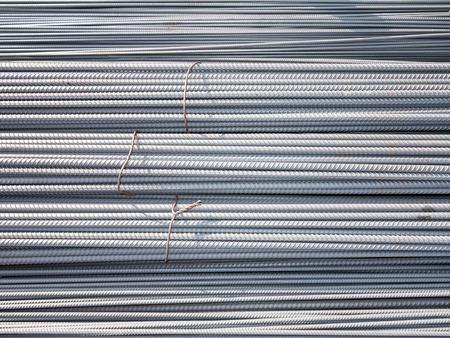 steel wire: Rebar pattern