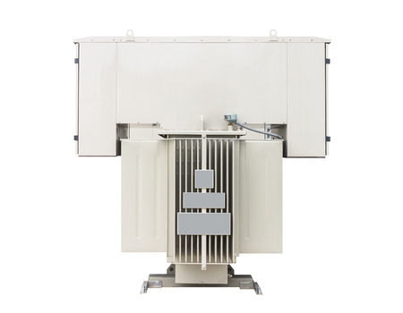 transformator: Transformer machine with isolated background