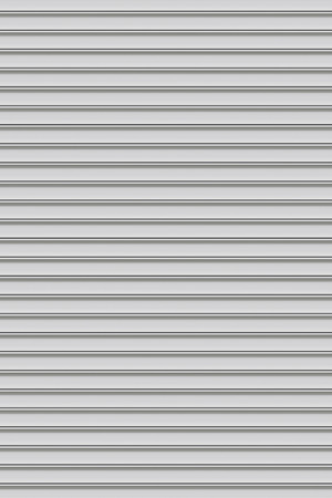 shutter door: Rolling door or shutter door pattern inside, new and clean surface. Stock Photo