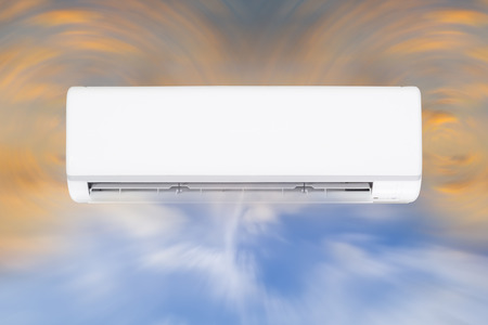 circulate: Air conditioner and air circulate.