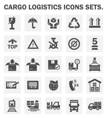 call icon: Logistics icons sets.
