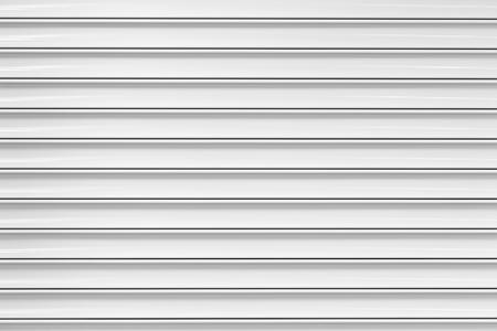shutter door: Shutter door or rolling door pattern, gray color.