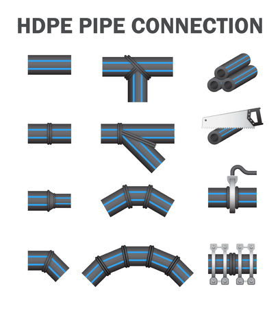 pipe connection.