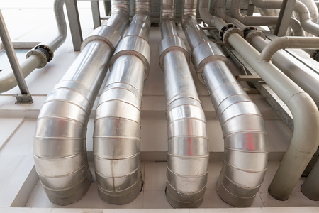 Pipeline of air conditioning system