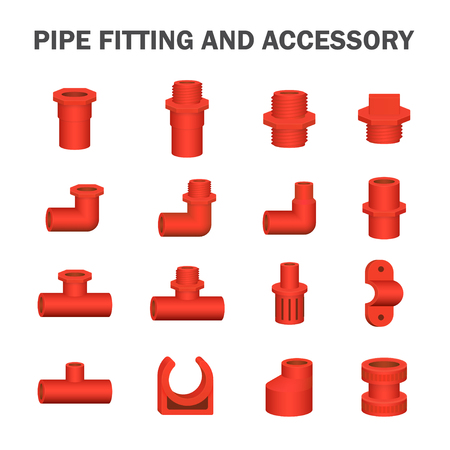 fitting: pipe fitting and accessory.