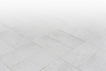 背景の幾何学的なラインとタイル張りの床に石のパターン。