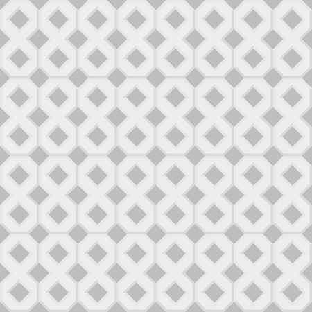 Paver brick floor seamless pattern element. Illustration