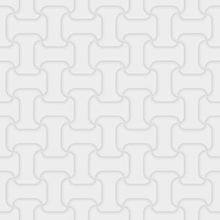 Paver brick floor seamless pattern.