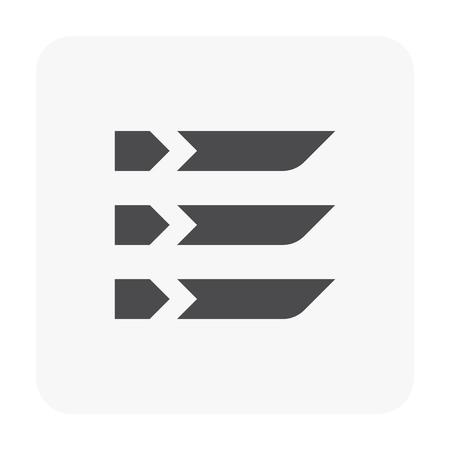 Service icon on white.