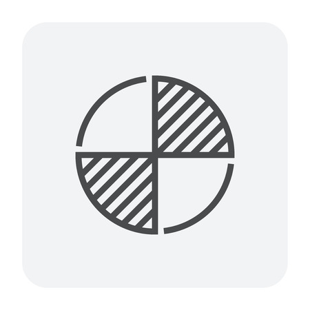 Car crash test icon design, editable stroke. 矢量图像