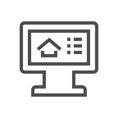 Engineering design and computer vector icon design.