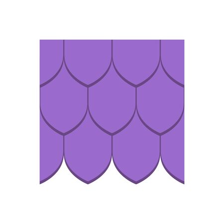 Roofing material icon design.