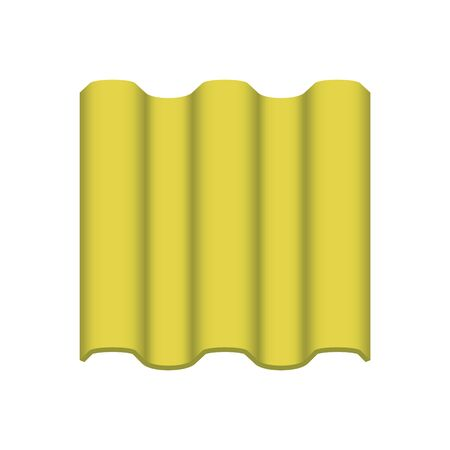 Roofing material icon design. Ilustracja